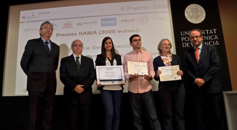 IIAMA celebra segunda edición Premios al mejor Trabajo Académico