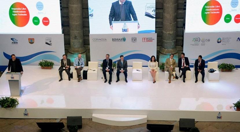 México apuesta fortalecer estrategia recarga acuíferos
