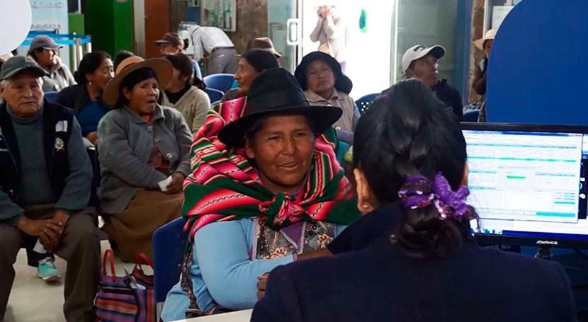 Perú reconoce 6 empresas saneamiento mejorar servicio agua potable