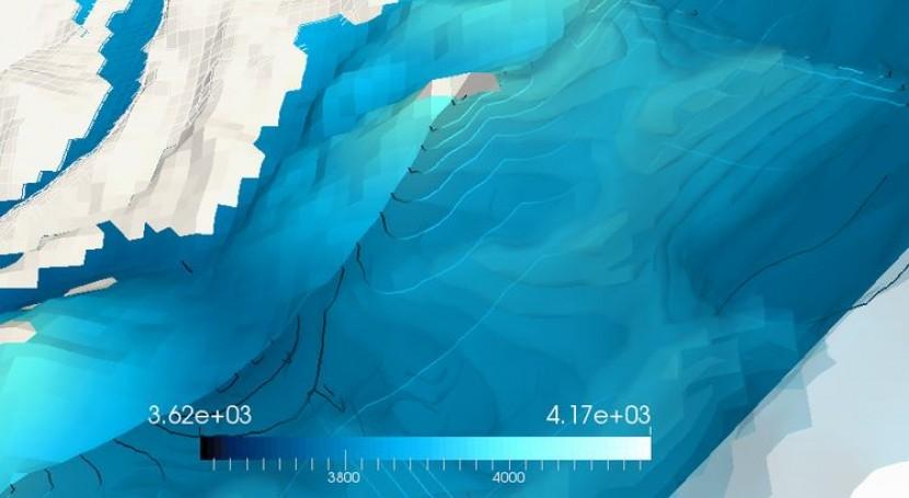 La carrera en recursos hídricos implica la compresión del complejo ciclo hídrico superficial y subterráneo