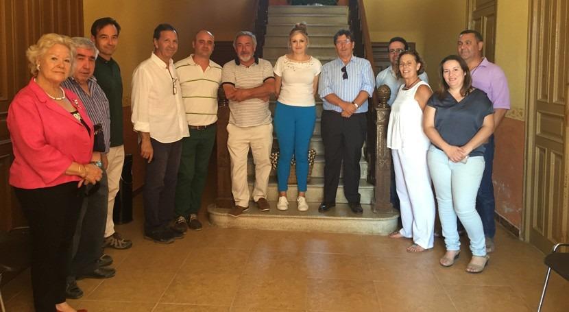Castilla- Mancha insiste al Gobierno que acometa abastecimiento red Morillejo