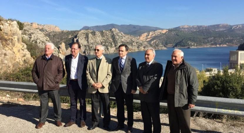 Xavier Pedro propone impulsar regadíos Litera Alta fondos energía reservada