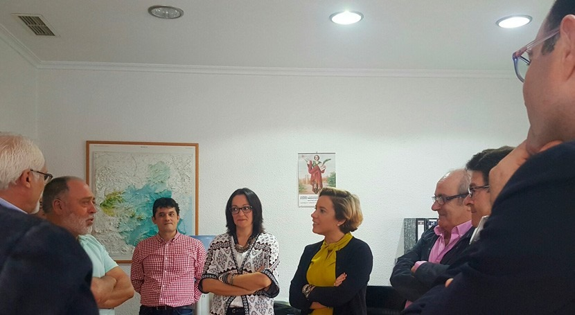 Murcia trabaja telegestión agua Comunidad Regantes Porvenir Abanilla