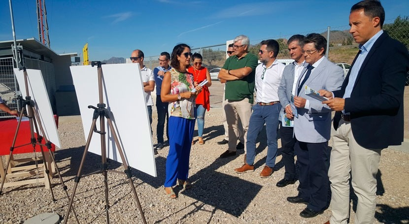 regantes Lorca contarán inversión 600.000 euros energías renovables