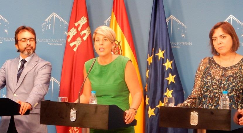 Murcia destina 2 millones euros mejorar red riego Miraflores Jumilla