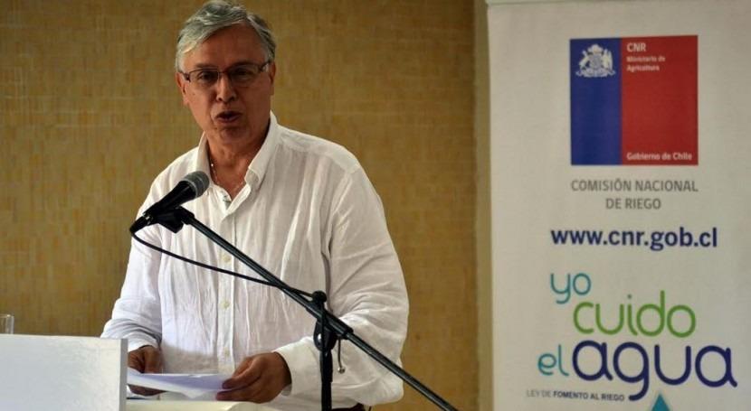 CNR entrega más 6,8 millones dólares regantes Coquimbo desarrollo 35 proyectos hídricos