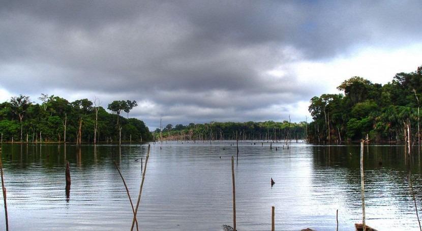 Embalse de la represa Balbina (Wikipedia/CC).