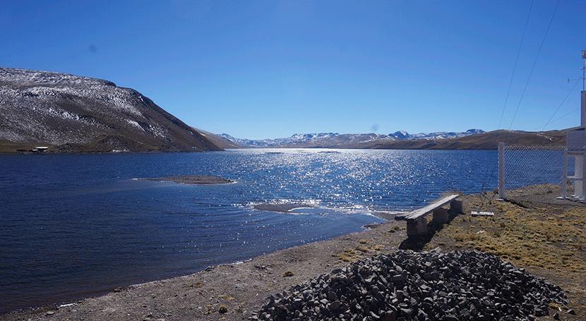 Perú: Represas sur comienzan almacenar más agua