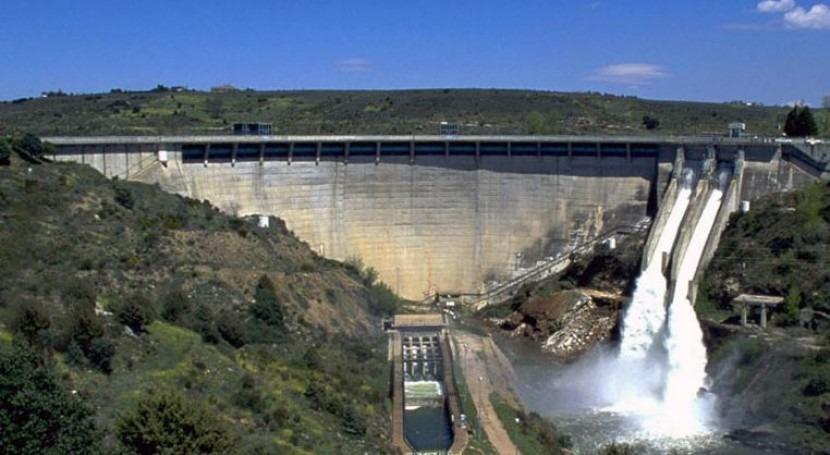 La reserva hidráulica española se encuentra al 76,3% de su capacidad total