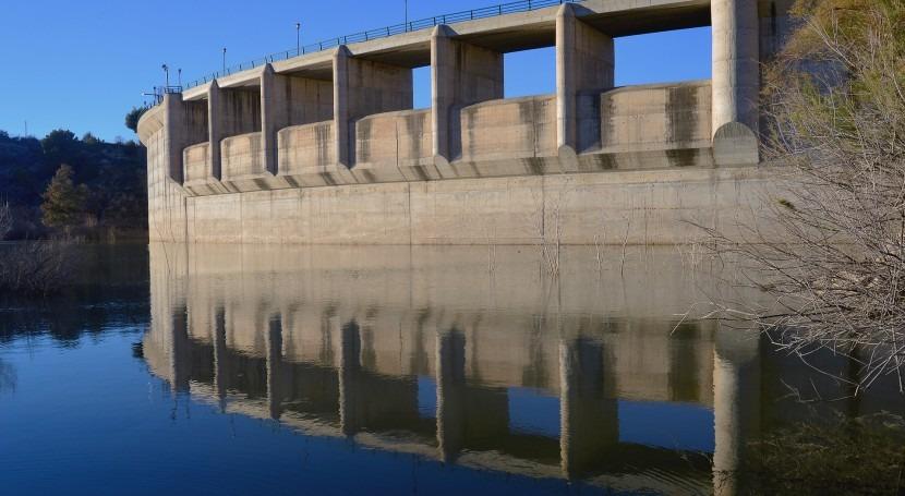 Las infraestructuras del agua en España