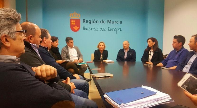 Plan restauración ambiental Campo Cartagena comenzará zona sur Mar Menor