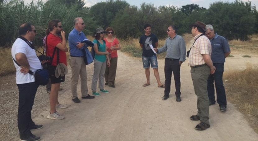 Murcia comienza recuperación ambiental y paisajística meandros río Segura