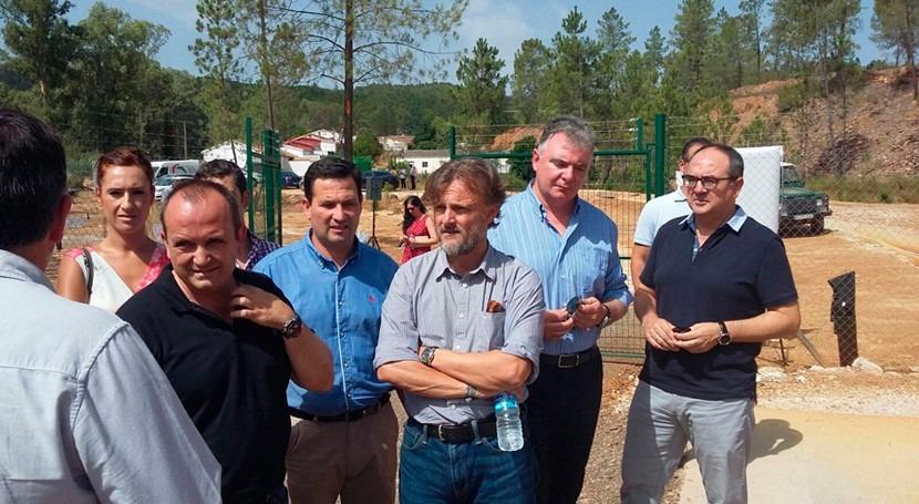 marcha LIFE-ETAD recuperación ambiental cuenca río Odiel
