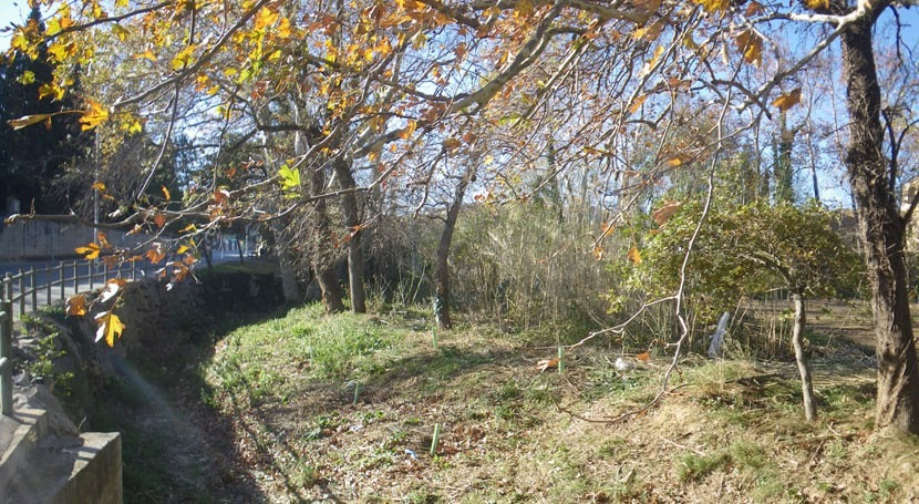 Cataluña adecua tramo 900 metros arroyo paso Vilafant