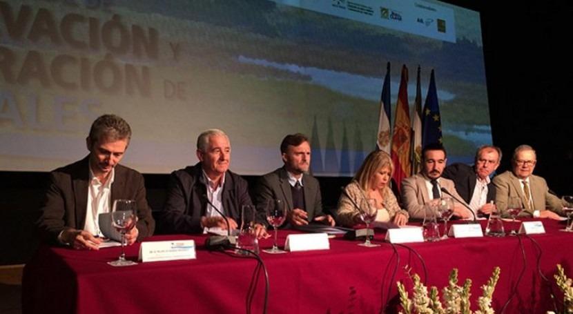 Más 150 expertos debaten Jerez conservación y restauración humedales