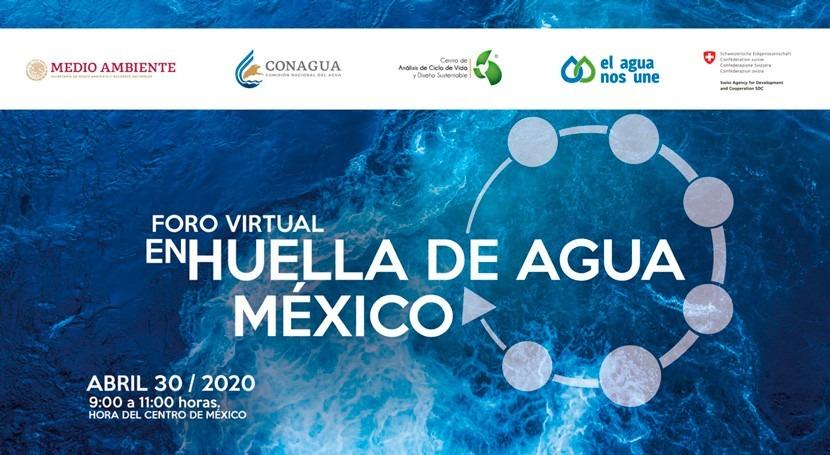 """iniciativa """" Agua Nos Une"""" realiza segunda reunión Comité Técnico México"""