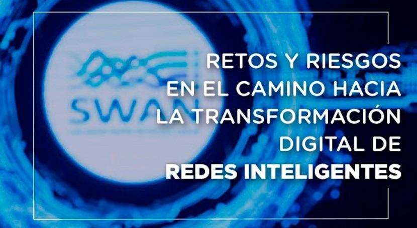 Retos y Riesgos camino transformación digital Redes inteligentes