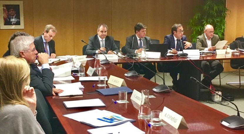 Cataluña aprueba 4 líneas subvencion e impulsa activación obras 58 millones euros