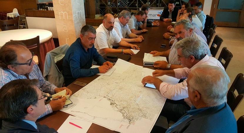 Gobierno Murcia inicia reuniones agricultores Campo Cartagena