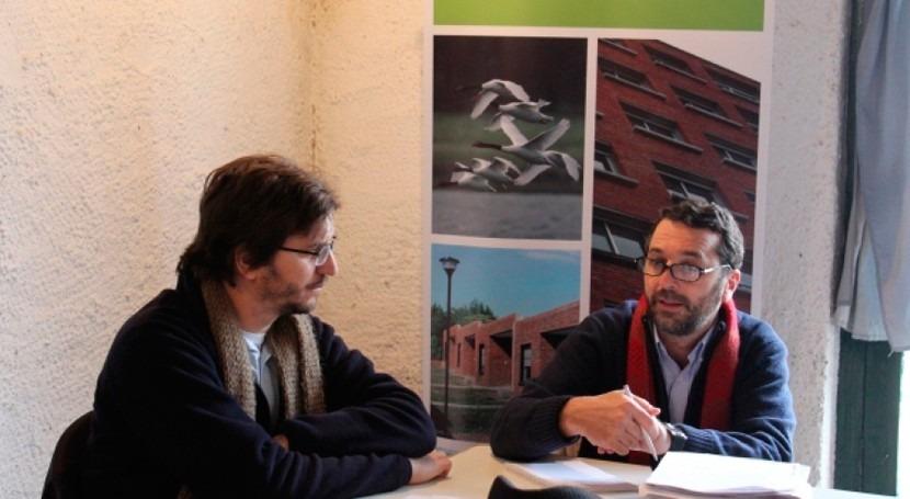 gestión agua Colonia, tema principal reunión Gobierno uruguayo