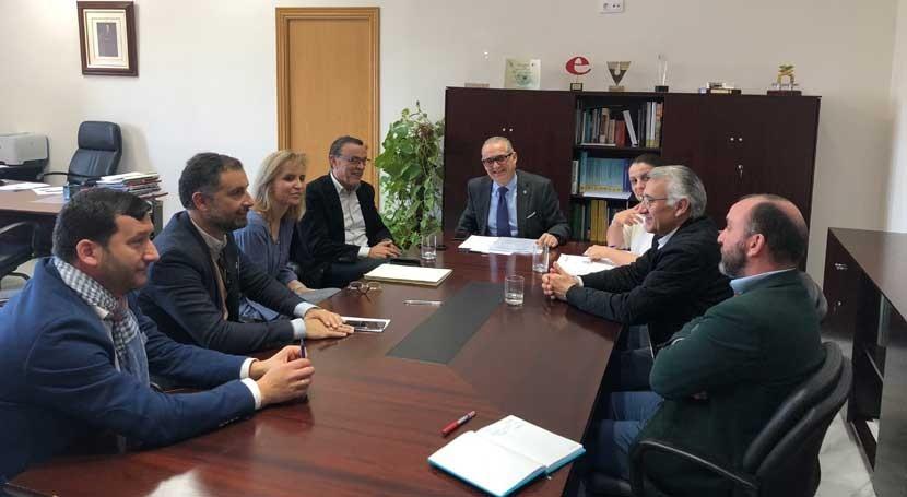 CHG informa alcaldes entorno Doñana medidas conservación
