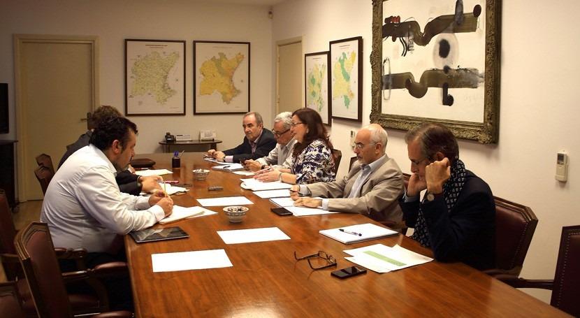 Confederación Júcar se reúne usuarios hidroeléctricos Pacto Nacional Agua