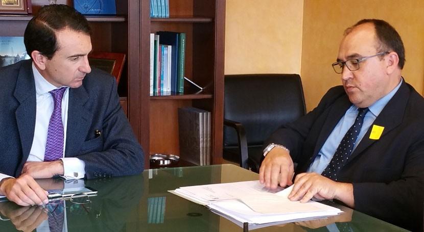Confederación Tajo analiza situación depuración Cebreros