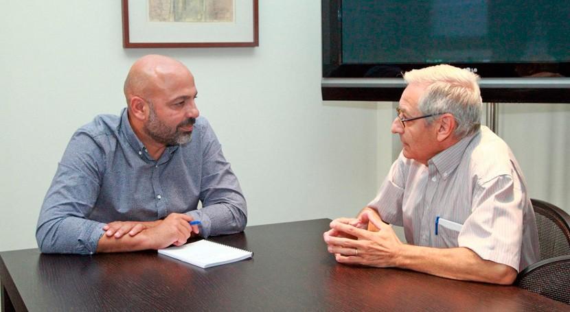 """García Molina: """" agua derecho fundamental que debe ser protegido y cumplido"""""""