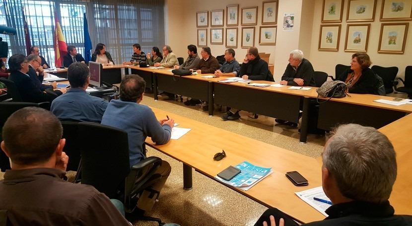 Comité Mar Menor acuerda crear grupos trabajo distintas líneas conocimiento