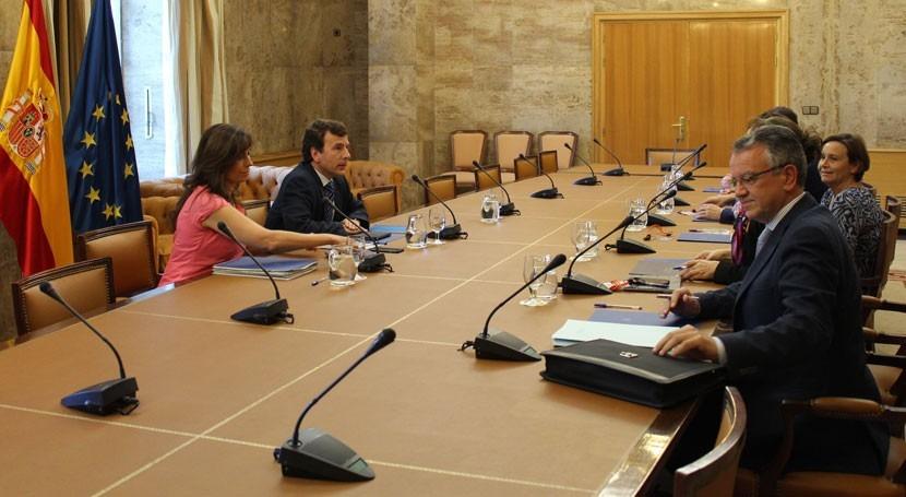 MAGRAMA y Asturias abordan situación EDAR Este Gijón