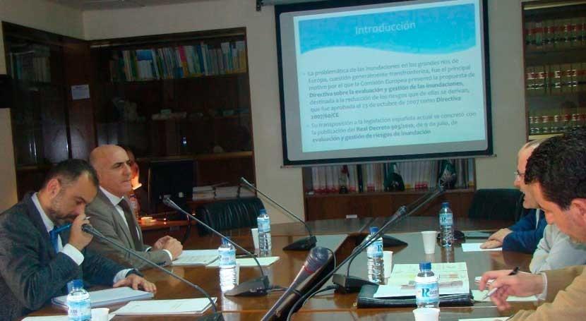 Revisada EPRI Demarcación Hidrográfica Guadiana