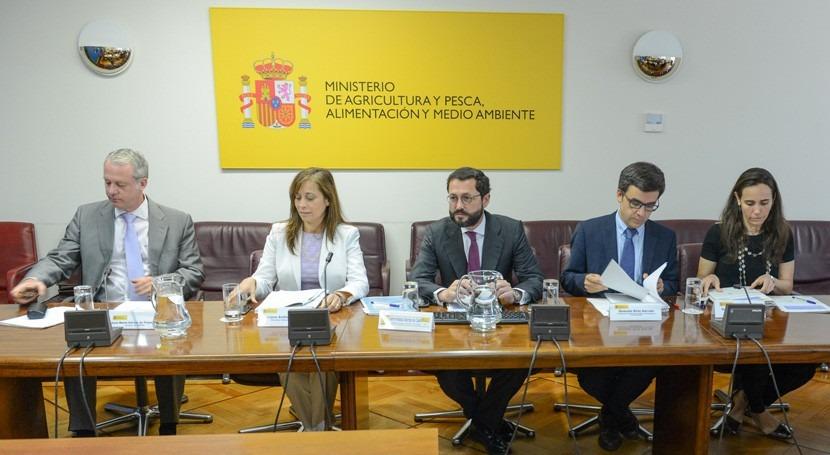 Gobierno español presenta plan medidas paliar efectos sequía