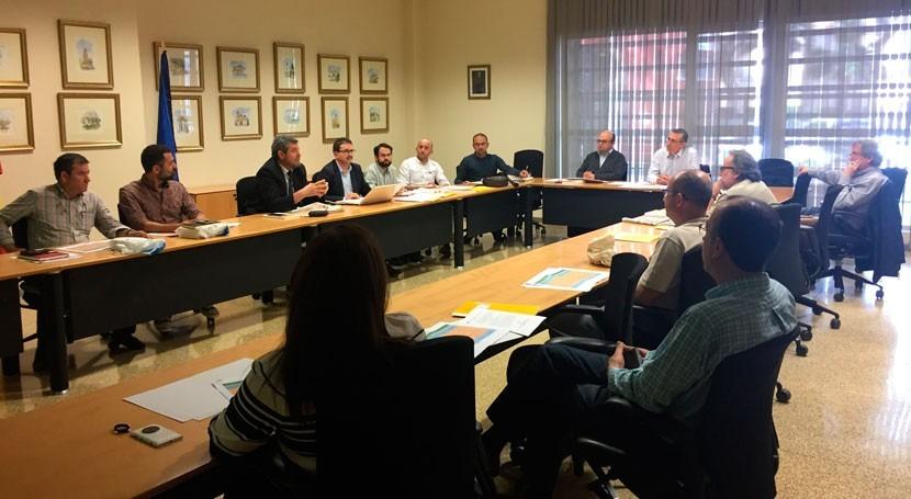 Murcia prepara Plan estratégio adaptación al cambio climático