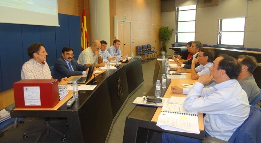 presa Yesa protagoniza reunión CHE y Gobierno Navarra
