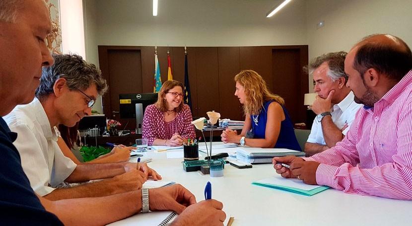 Gobierno valenciano estudia mejoras sistema colectores norte Castellón