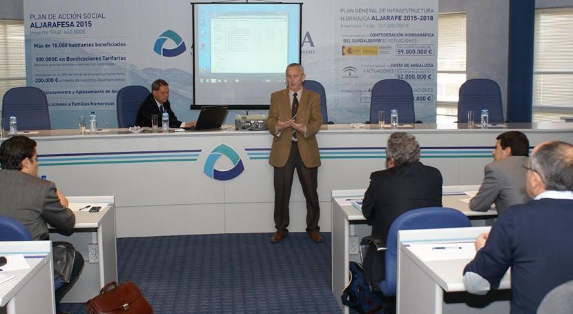 ASA-Andalucía, AEI celebra primera reunión Comisión Técnica Medidas Acción Social