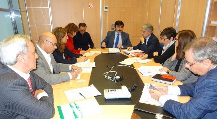 CHE se reúne representantes usuarios abastecimientos Cuenca