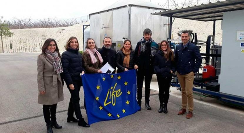proyecto LIFE ANADRY perfila últimos detalles antes presentar resultados