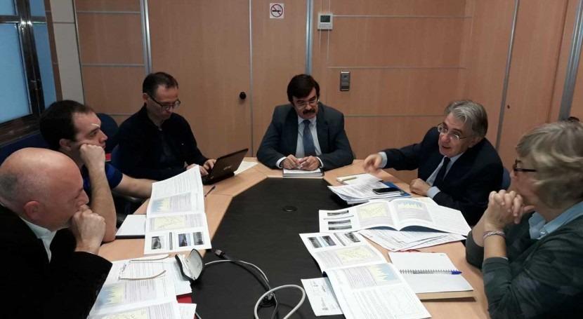 Nuevas reuniones ronda contactos Pacto Nacional Agua cuenca Ebro