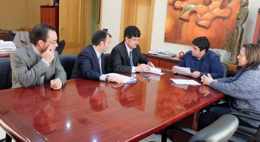 Ayuntamiento Nules y FACSA firman convenio garantizar suministro agua