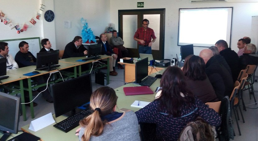 Extremadura presenta alternativas transformación regadíos Valle Ambroz
