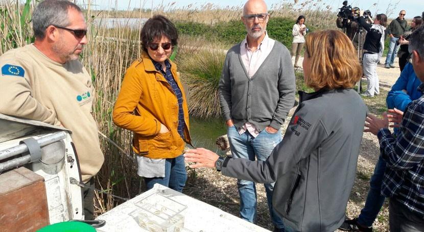 reutilización aguas residuales, clave proteger biodiversidad y medio ambiente