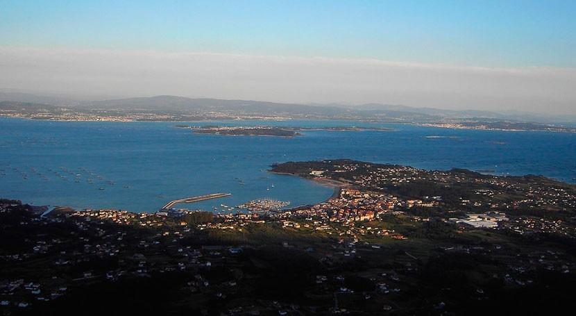 vertidos aguas residuales afectan calidad marisco ría Arousa