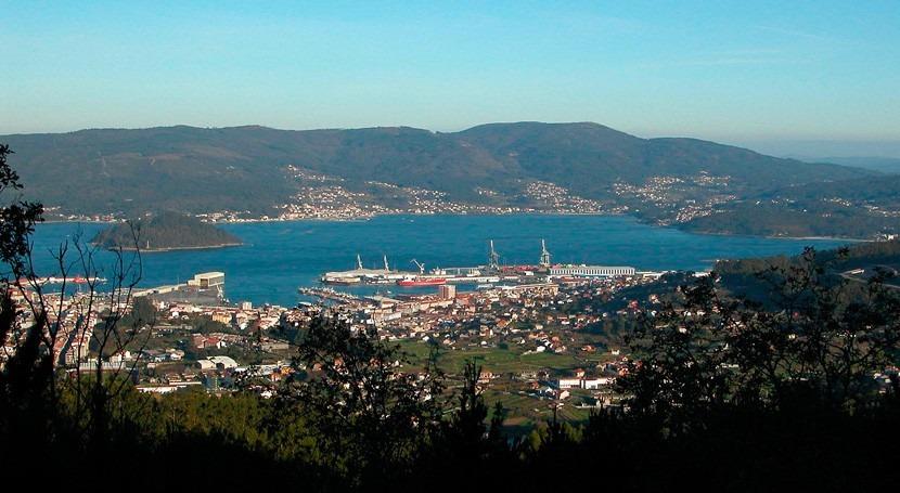 Galicia mejorará sistema saneamiento ría Pontevedra