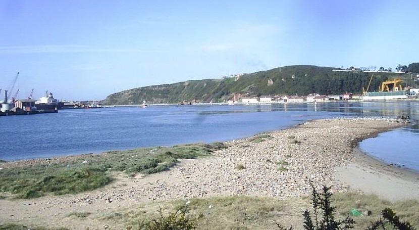 Ría de Avilés (Wikipedia/CC).