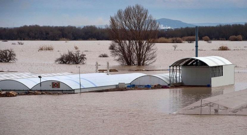 municipios afectados riada Ebro no han recibido ni euro ayudas prometidas