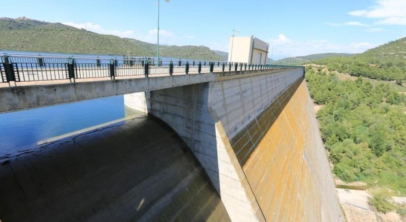 Adjudicado mantenimiento Oliana y Rialb y infraestructuras Canal Aragón y Cataluña