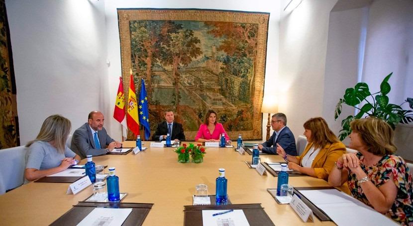 MITECO y Gobierno Castilla- Mancha intensificarán cooperación materia agua