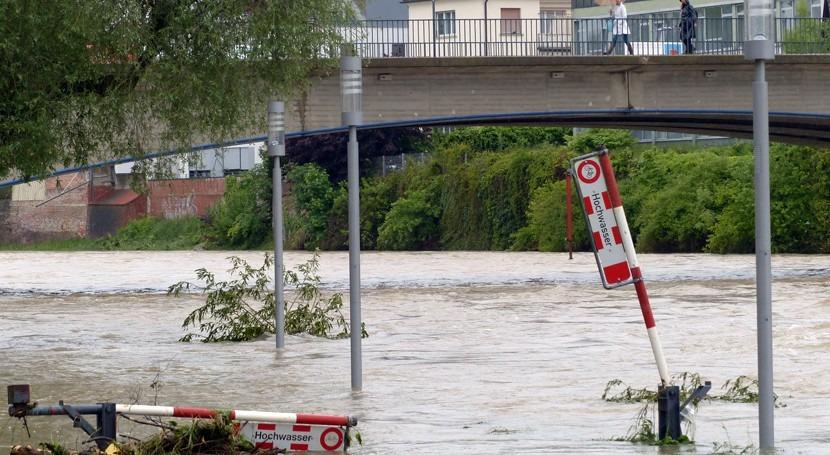 gestión riesgo inundación, debate
