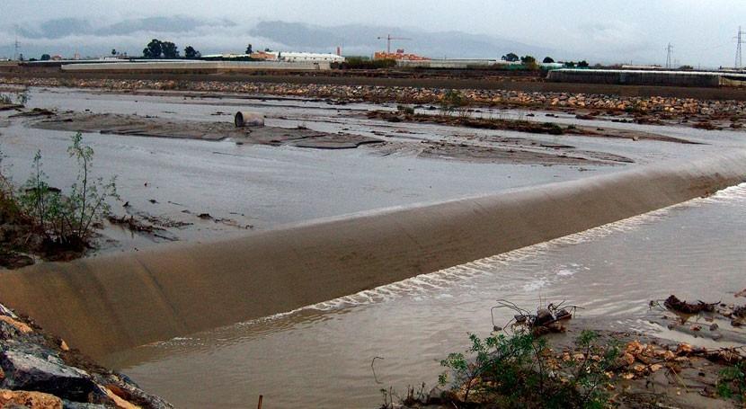 Aprobado convenio suministro agua desalada Andarax Almería